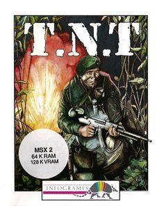 TNT for MSX2.