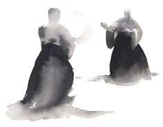 Bons Fluidos Magazine - Aikido