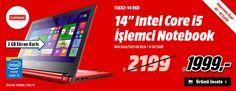 Kampanyalar Sayfası: Ucuza Laptop Lenovo Flex 2 Laptop Kampanyası-Media...