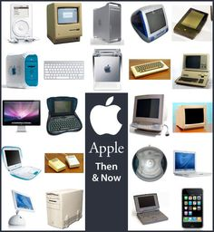 A look at 25 years of Macintosh computers