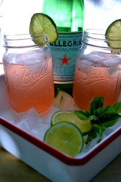 Watermelon-Basil Shrub (A Drink!) - Autoimmune Wellness Watermelon-Basil Shrub (A Drink! Shrub Drink, Shrub Recipe, Drinking Vinegar, Autoimmune Paleo, Fermented Foods, Kombucha, Healthy Drinks, Healthy Foods, Cookies Et Biscuits