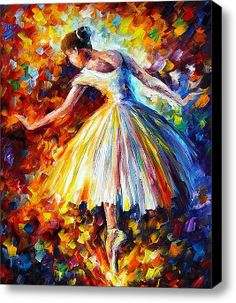 """""""Surrounded"""" by Leonid Afremov"""