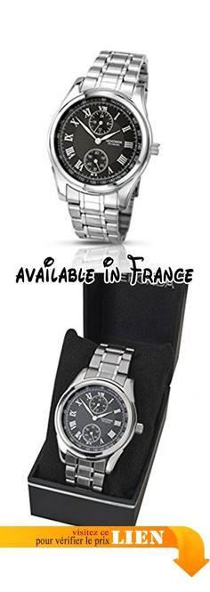 B00MPS4JI4 : Montre bracelet - Homme - Sekonda - 1069.71. Type de fermoir : boucle déployante à sécurité. Type de verre : minéral. Type d'affichage : analogique. Matière du boîtier : laiton
