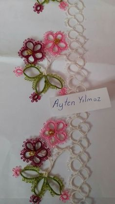 This post was discovered by nu Tatting Jewelry, Tatting Lace, Needle Lace, Bobbin Lace, Hairstyle Trends, Shuttle Tatting Patterns, Thread Art, Lace Making, Diy Box