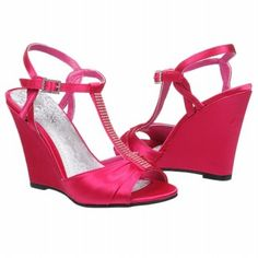 KENNETH COLE REACTION Dove-R Cleveland Shoes (Hot Pink Satin) $69