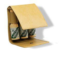 Original Underberg belt pouch - Underberg natural herbal digestif