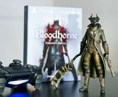 Bloodborne Hunter by Figma! Plein de photos sur le blog ;) ------ #Bloodborne #Figma #Hunter #Figure #Figurine #toy #VideoGames #jeuxvideo #gaming #gamer #instagaming #instagamer #instadaily #playstation #ps4 #collector #igersfrance  #gaminglife #games #gamecollection