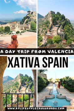 A small town of Xativa is a perfect match for an interesting day trip from Valencia and an important stop on the Borgia Sightseeing Route. Check all the tips and details you need to know to make the most of your time in Xativa, Spain. #xativa #travel #valencia #spain | Xativa Castle Valencia Spain | Best Castles in Europe | Day Trips from Valencia | Fairytale towns in Europe| Europe Destinations, Europe Travel Tips, European Travel, Travel Guides, Travel Plan, Travel Advice, Spain And Portugal, Portugal Travel, Europe Day