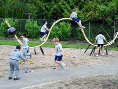 Physical Environment: Playground