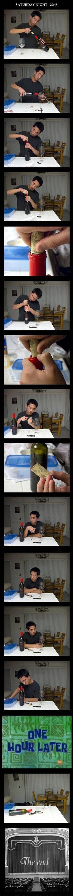 Wine Problems