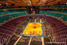 El Madison Square Garden de Nueva York