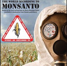 So what's the story behind GMO foods and Monsanto? Find out watch The World According to Monsanto