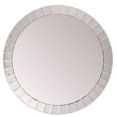 Round Mirror 119cm