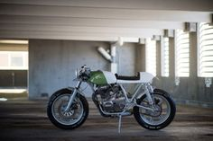 YAMAHA XS400 Cafe Racer by FEDERAL MOTO #motorcycles #caferacer #motos   caferacerpasion.com