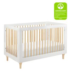 Babyletto Lolly 3-in-1 Convertible Crib w/Toddler Bed Conversion Kit – Project Nursery Crib Mattress, Crib Bedding, Nursery Modern, Modern Nurseries, Girl Nurseries, Project Nursery, Nursery Ideas, Nursery Themes, Amigurumi