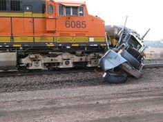 BNSF Train Wrecks | Prince Rupert Rail Images