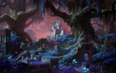 Malabog's Castle, Chris Dien on ArtStation at https://www.artstation.com/artwork/malabog-s-castle