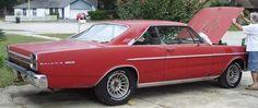 1966 ford galaxie 500 fastback