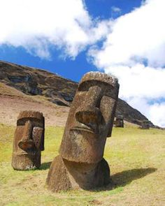 Easter Island - Definitely want to visit this fascinating place!