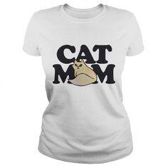 Cat Mom shirt cute kitty cats