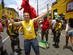 ACONTECE: Camarote Caldeirão Vip 2015