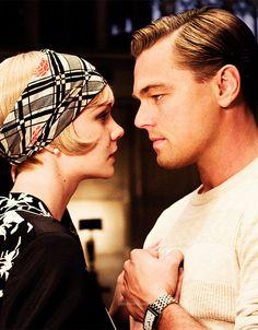 Carey & Leo as Daisy & Jaye Gatsby