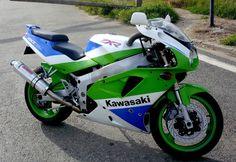 1991 Kawasaki ZXR 750