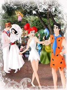 Disney couples halloween - disney Photo