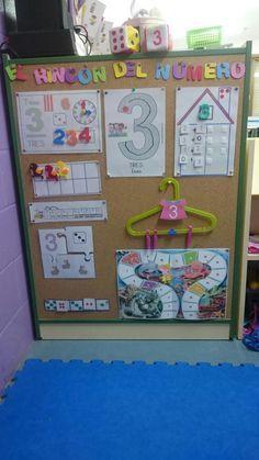 Number wall- different ways to show numbers Preschool Learning Activities, Kindergarten Math, Toddler Preschool, Preschool Activities, Kids Learning, Math Numbers, First Grade Math, Math For Kids, Math Resources