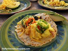 Fluffy Chix Cook: Low Carb Gluten Free Soy Free Flour Tortillas