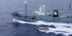 BREAKING NEWS  ~The International Court of Justice has ruled that Japan cease Whaling in the Antarctic , 12 votes to four .