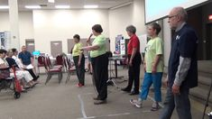 Tai Chi presention by the Taoist Tai Chi Society with a demonstration