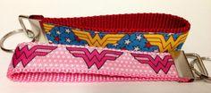 Wonder Woman Key Fob by SaintTiger on Etsy, $5.00