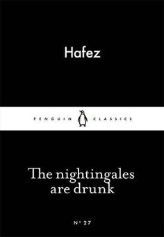 A short and sweet collection of the poetry of Hafez, the mystical 14th Century Persian Poet.