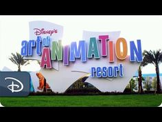▶ Disney's Art of Animation Resort | Walt Disney World | Portuguese - YouTube