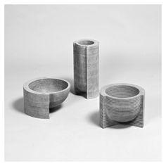 styletaboo: Philippe Malouin - MDF Vessels