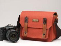 Korea Pocket Style Small Bag for Canon Nikon Sony Mirrorless / DSLR Camera Bag