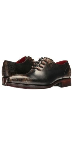 Man isn't a machine.  But you can gear up for a glorious time in the masterful mechanics of the #JefferyWest Hang.  #men #footwear #shoes