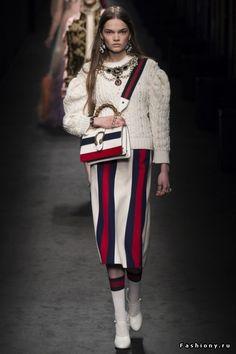 Gucci Осень-Зима 2016-2017