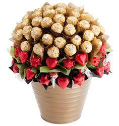 chocolate bouquet - Recherche Google