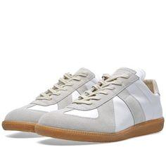 new product 0a601 5eea7 Maison Martin Margiela 22 Classic Replica Sneaker (White) Adidasskor, Skor,  Lägenheter,