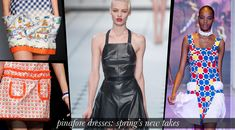 Pinafore dresses for spring