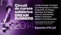 12/04 a las 19:30! I cursa Dream Runners la Seu d'Urgell | Dream Runners