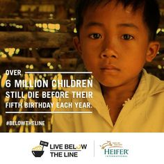 Change the way you think about poverty. Check out heifer intl to help