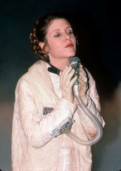 Carrie Fisher, BTS ESB