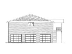 Plan 012G-0054 - Garage Plans and Garage Blue Prints from The Garage Plan Shop