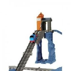 The newest Thomas Quarry set is Thomas and the Great Quarry Climb! From the Blue Mountain Mystery Thomas the Train movie, it's a very fun set.    Thomas...