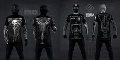 Raw Data just released super awesome shirts with Damascus Apparel