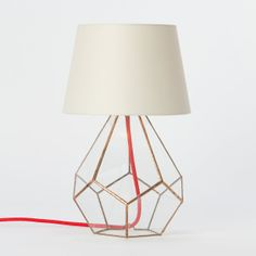 Copper Prism Lamp in Sale SHOP House+Home at Terrain