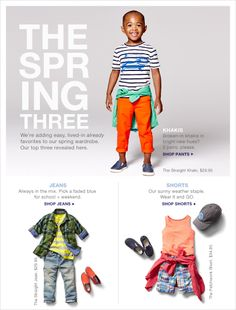 Shop The Spring Three gap